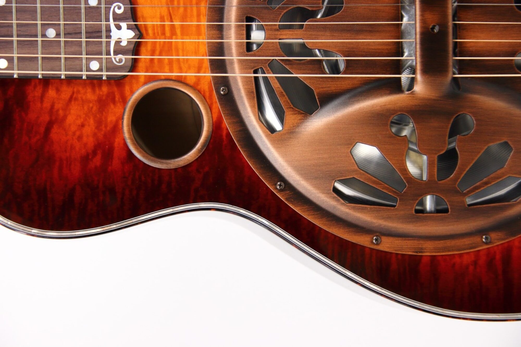 Custom Resophonic Guitars